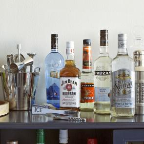 Tips and Tricks: Bartender's Guide to the Well-Stocked Bar: Think Family First
