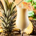 Next Recipe, Amaretto Pina Colada | The Cocktail Project