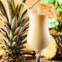 Next Recipe, Amaretto Pina Colada | The Cocktail Project