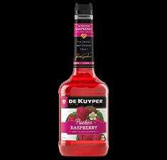 DeKuyper<sup>®</sup> Pucker<sup>®</sup> Raspberry Schnapps - Drink Recipe Ingredient