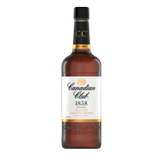 Canadian Club<sup>®</sup> 1858 Whisky - Drink Recipe Ingredient