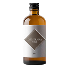 Demerara syrup* - Drink Recipe Ingredient