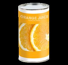 Frozen orange juice concentrate - Drink Recipe Ingredient