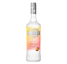 Cruzan<sup>®</sup> Mango Rum - Drink Recipe Ingredient