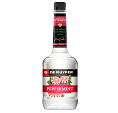 DeKuyper<sup>®</sup> Peppermint Schnapps - Drink Recipe Ingredient