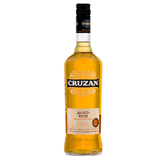 Cruzan<sup>®</sup> Aged Dark Rum - Drink Recipe Ingredient