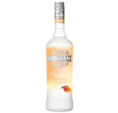 Cruzan<sup>®</sup> Peach Rum - Drink Recipe Ingredient