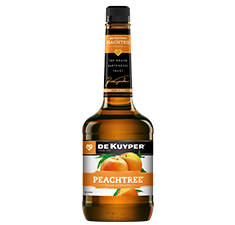 DeKuyper<sup>®</sup> Peachtree<sup>®</sup> Schnapps Liqueur - Drink Recipe Ingredient