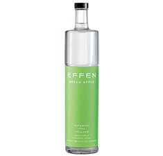 EFFEN® Green Apple Vodka
