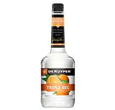 DeKuyper<sup>®</sup> Triple Sec Liqueur - Drink Recipe Ingredient
