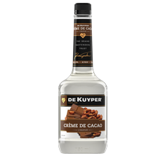 DeKuyper<sup>®</sup> Creme de Cocoa White Liqueur - Drink Recipe Ingredient