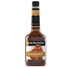 DeKuyper<sup>®</sup> Hazelnut Schnapps Liqueur - Drink Recipe Ingredient