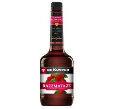 DeKuyper<sup>®</sup> Razzmatazz<sup>®</sup> Schnapps Liqueur - Drink Recipe Ingredient