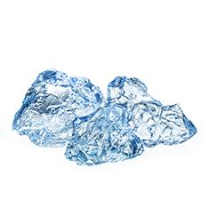 Ice, Crushed - Drink Recipe Ingredient