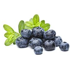 Blueberries - Drink Recipe Ingredient