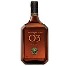JDK & Sons™ O3 Premium Orange Liqueur - Drink Recipe Ingredient