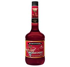 DeKuyper® Michigan Cherry Schnapps Liqueur - Drink Recipe Ingredient