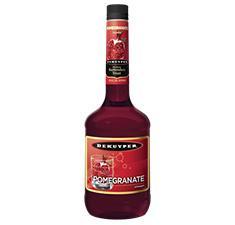 DeKuyper® Pomegranate Schnapps Liqueur - Drink Recipe Ingredient