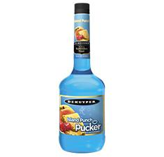 DeKuyper® Pucker® Island Punch Schnapps - Drink Recipe Ingredient