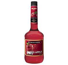 DeKuyper® Red Apple Schnapps Liqueur - Drink Recipe Ingredient