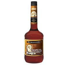 DeKuyper® Tropical Coconut Liqueur - Drink Recipe Ingredient
