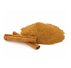 Cinnamon, Ground - Drink Recipe Ingredient