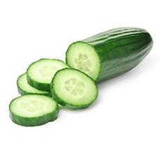 Cucumber, Sliced - Drink Recipe Ingredient
