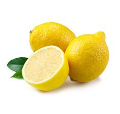 Lemon Wedges - Drink Recipe Ingredient
