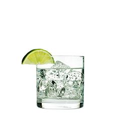 Lime Soda Water, Sparkling - Drink Recipe Ingredient