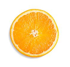 Orange Wheel - Drink Recipe Ingredient