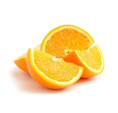 Orange Wedges - Drink Recipe Ingredient