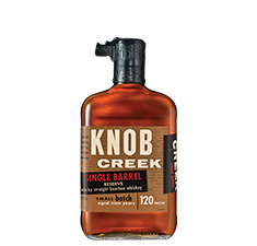 Knob Creek<sup>®</sup> Single Barrel Reserve Bourbon - Drink Recipe Ingredient