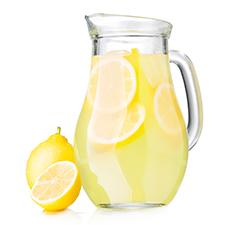 Lemonade, Sparkling - Drink Recipe Ingredient