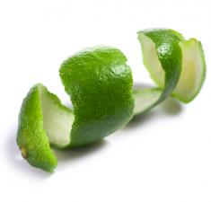 Lime peel - Drink Recipe Ingredient