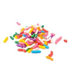 Multi-Colored Sprinkles - Drink Recipe Ingredient