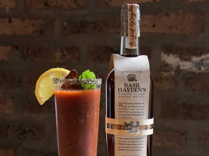 Dad's Bourbon Mary | The Cocktail Project