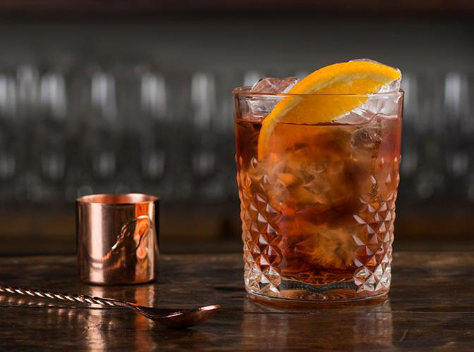 Negroni | The Cocktail Project
