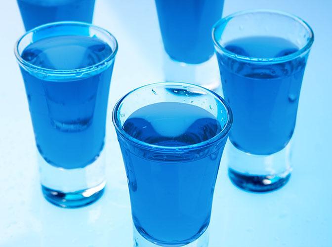Cubbie Blue | The Cocktail Project