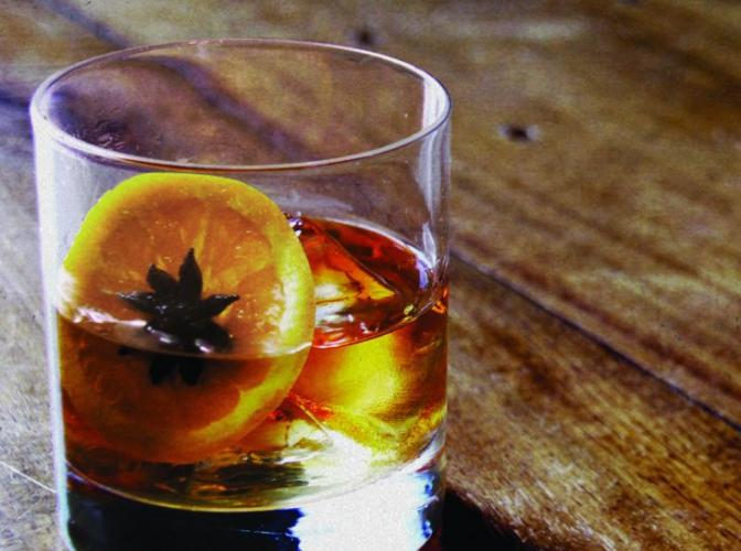Knob Creek® Single Barrel Reserve Old Fashioned | The Cocktail Project