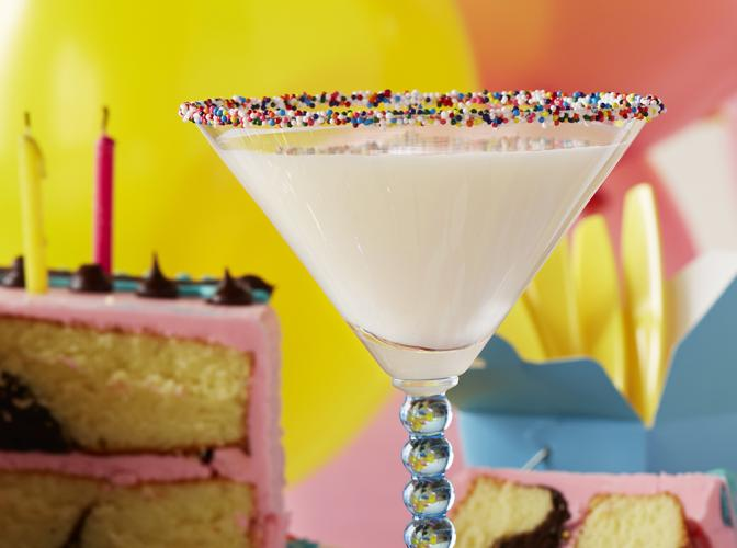 Birthday Cake | The Cocktail Project
