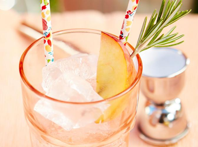 Peachy Keen | The Cocktail Project