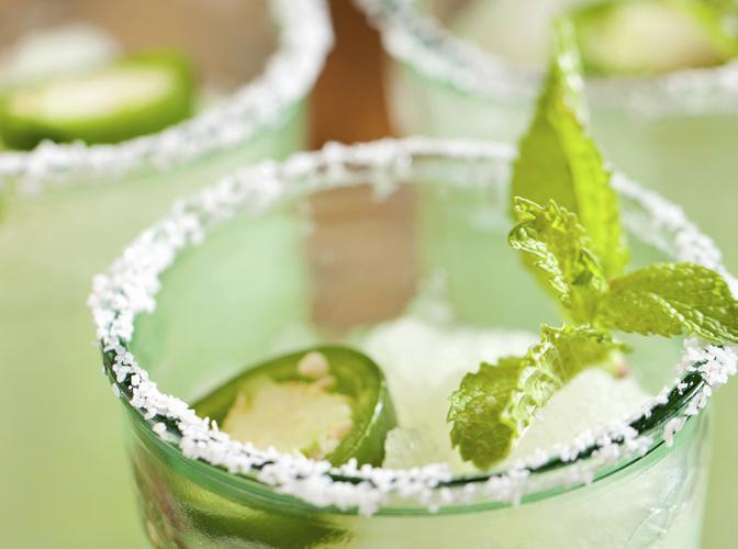 Jalapeño Margarita | The Cocktail Project