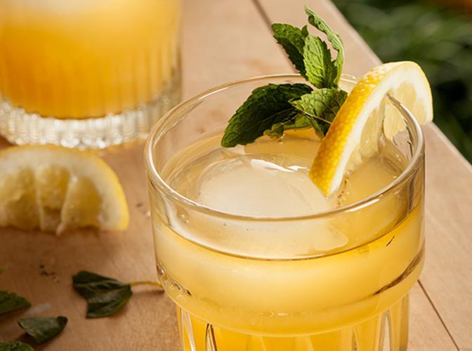 Cruzan® 9 Tea | The Cocktail Project