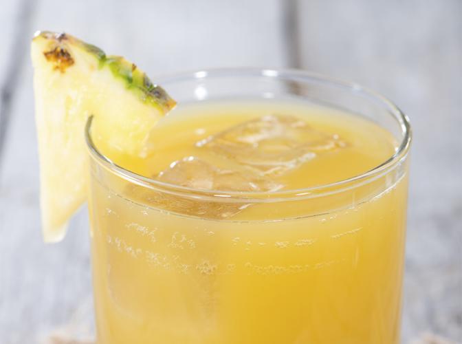Cruzan® Banana Split | The Cocktail Project