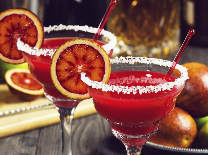 Blood Orange Margarita | The Cocktail Project