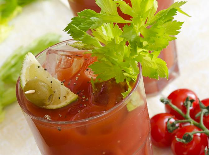 Bloody Mary | The Cocktail Project