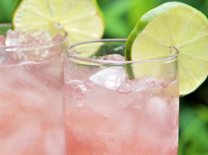 Blushing Margarita | The Cocktail Project