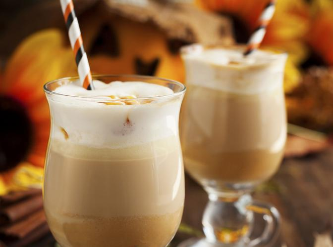 Boozy Pumpkin Milkshake | The Cocktail Project