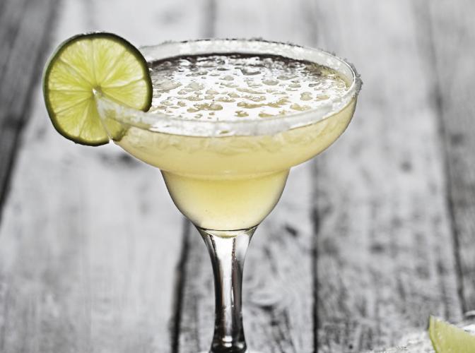 Elderflower Margarita | The Cocktail Project