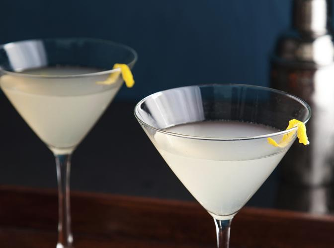 Elderflower Martini | The Cocktail Project